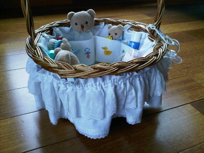 Canasta De Recien Nacido.Recien Nacidos Creaciones Mami Lulu Pagina 2
